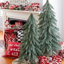 downswept alpine tree collection christmas trees brylanehome