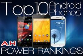 top ten android featured top 10 best android phones of 2012 androidheadlines