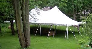 20x30 white tall peak tent b n t tents inc
