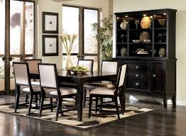 7pc Dining Room Sets Martini Suite 7pc Dining Set La Furniture Center