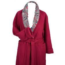 robe de chambre en des pyr s pour homme robe de chambre femme en des pyrnes la vente en liberty