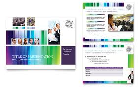 business leadership conference powerpoint presentation template design