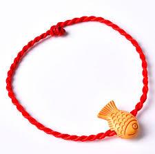string red bracelet images Find more charm bracelets information about women 39 s lovely luck jpg