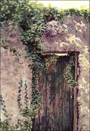 over the garden wall the art of geraldine mckeown