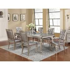 7 piece rectangular kitchen u0026 dining room sets you u0027ll love wayfair