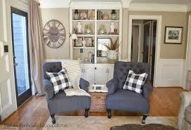Linen Club Chair The Houston House Joussard Linen Club Chairs