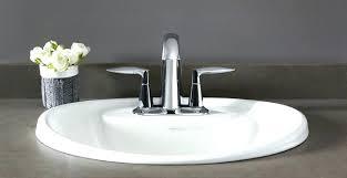 bathroom sink design drop in bathroom sinks oval drop in oval bathroom sinks design