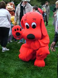 Clifford Big Red Dog Halloween Costume Photo Gallery National Park Service