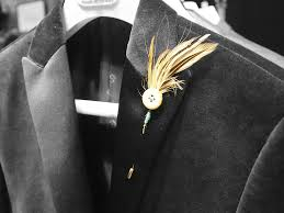 hook and furl lapel pins by sharad mohan details style syndicate