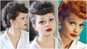 lucy ball lucille ball tutorial beauty beacons youtube