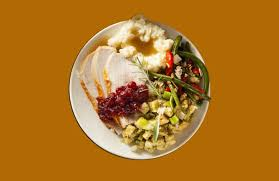 how to engineer the optimally delicious thanksgiving plate the