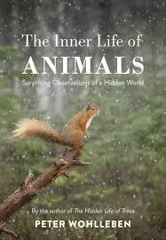 the inner life of animals by peter wohlleben penguin books australia