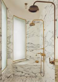 gorgeous marble bathrooms shower fixtures marbles and luxury