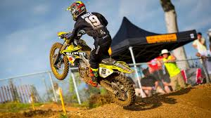 ama motocross budds creek lucas oil pro motocross 450mx justin bogle 1 3 gets first