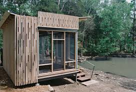 articles about grid prefab cabin completely tune surroundings on