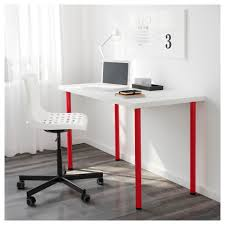linnmon adils table white ikea loversiq