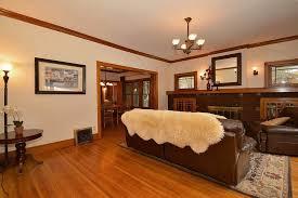 Craftsman Wall Sconce Craftsman Living Room With Carpet U0026 Hardwood Floors In Spokane Wa