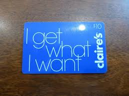 claires gift card 280 best gift cards images on