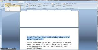 How To Do A Table Of Contents How To Make A Table Of Contents From Word To Pdf In Under 3