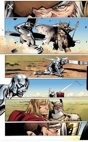 Sentry Vs Thanos Whowouldwin Who Would Win In A Fight Marvel S Zeus Or Silver Surfer Quora