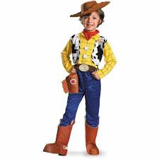 Halloween Costume 3t Disney Toy Story Woody Deluxe Toddler Halloween Costume Size 3t