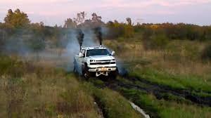 mud truck diesel brothers duramax diesel mud run 1 youtube