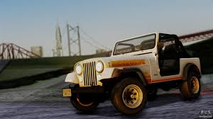 jeep 1982 jeep cj 7 renegade 1982 for gta san andreas