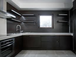 modren modern black kitchen cabinets 15 white home decor ideas to