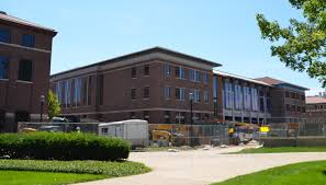 construction is ongoing this fall on several facilities projects