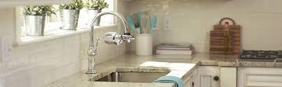 Pur Horizontal Faucet Mount Pur Faucet Mount Water Filter System Chrome Walmart Com