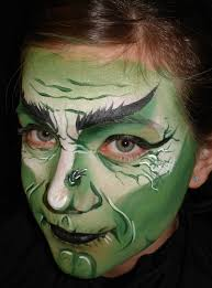 Nasty Halloween Costume Face Painting Shannon Fennell U0027s Blog 21