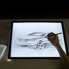 a3 drawing tablet agptek adjustable brightness tattoo tracing