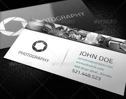 5 photography business card templates wakaboom