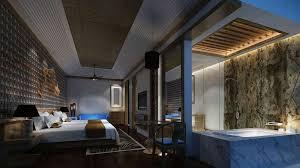 chambre ou photo une chambre chaleureuse