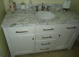 Bathroom Vanity Cabinets File Bathroom Vanity Cabinet Including Sink And Drawers Jpg