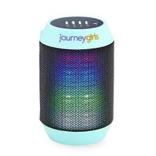 light up bluetooth speaker journey girls light up bluetooth speaker toys r us