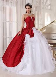 Red Wedding Dresses Red Wedding Gowns Ideal Weddings