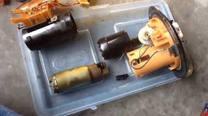 lexus es300 p0440 camry 1997 1998 1999 2000 2001 fuel pump replacement youtube