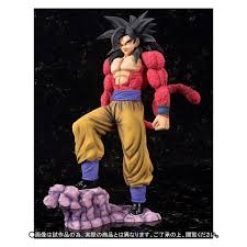 dragon ball gt figuarts son goku super saiyan 4 big