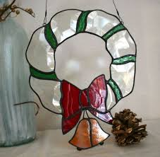 Decoration Christmas Glass by