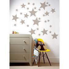 stickers étoile chambre bébé stickers enfant pas cher galerie avec muraux chambre b bebe
