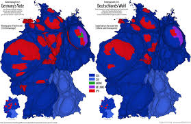 Map Election by Bundestagswahl 2013 Electoral Maps Of Germany Views Of The World