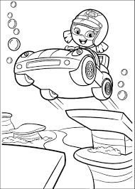 9 bubble guppies coloring pages oona cartoons printable coloring