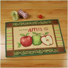 kitchen country kitchen rugs yazi country style apples soft