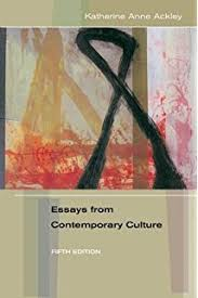 Amazon com  Writing Research Papers  A Complete Guide    th     Amazon com Essays from Contemporary Culture   th Edition