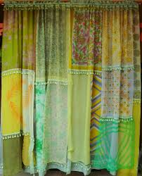 Hippie Curtains To Cheer Up Your Room Scarf Curtains Scarf Curtains Scarves And Justina Blakeney