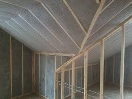 blown in insulation attic walls floors ceilings u2014 airlock