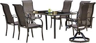 coronado rectangular dining table mission hills coronado 7 piece dining set reviews wayfair