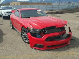 resume summary statement exles 2015 mustang 2015 ford mustang gt photos salvage car auction copart usa