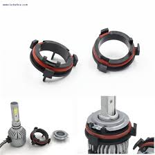 le h7 led led headlight adapter for vw opel mazda